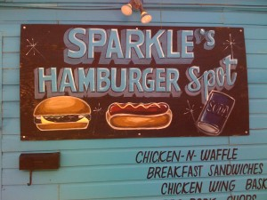Sparkle's Hamburger Spot